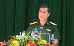 Kỷ luật cảnh cáo Thiếu tướng Hoàng Công Hàm, Phó Tư lệnh Quân khu 1