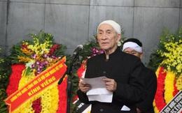 """Con trai cả người hiến hơn 5.000 lượng vàng: Không nên đặt tên đường """"Ông bà Trịnh Văn Bô"""""""