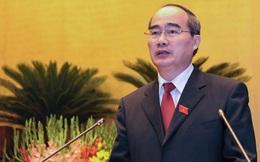 Ông Nguyễn Thiện Nhân: Cử tri hoan nghênh xử lý các cán bộ, lãnh đạo cao cấp sai phạm