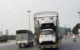 Giảm thu khoảng 4.500 tỷ đồng vì ô tô nhập khẩu ít