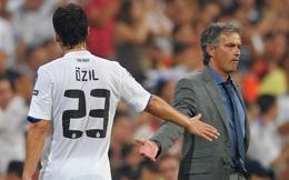 """Ozil tiết lộ việc từng bị """"sấy tóc"""" bởi Mourinho tại Real Madrid"""
