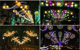 Sài Gòn đã thay đổi cách trang trí đường phố dịp Tết như thế nào trong 5 năm qua?