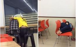 Hình ảnh xấu xí của các bạn trẻ Việt trong cửa hàng tiện lợi
