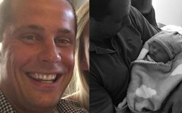 Ông bố trẻ đang hào hứng đón con đầu lòng, thì bi kịch thảm khốc bất ngờ ập đến chỉ trong 15 tiếng