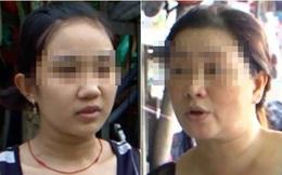 Người phụ nữ bị kẻ biến thái rạch đùi phải khâu 29 mũi