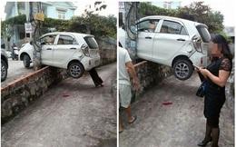 Tình trạng của ô tô 4 chỗ trên đường khiến dân mạng xôn xao bàn luận
