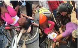 Vụ tai nạn khó hiểu của bé gái khiến người xung quanh hoảng sợ