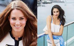 Đọ nhan sắc, thân thế hai nàng dâu thường dân nổi tiếng của Hoàng gia Anh