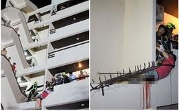 Đánh mất chìa khóa phòng, du khách bỏ mạng tại khách sạn vì hành động liều lĩnh