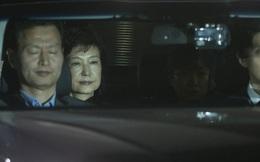 Ba tuần từ dinh tổng thống đến nhà tù của Park Geun Hye