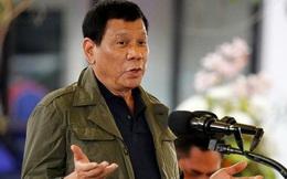 Ông Duterte cho phép tàu Trung Quốc khảo sát lãnh thổ Philippines