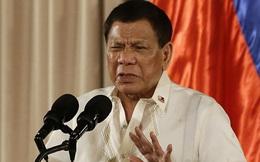"""Tổng thống Rodrigo Duterte cảnh cáo CIA """"giết tôi hoặc cuốn gói khỏi đất nước tôi"""""""