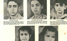 Câu chuyện mất tích 71 năm không có lời giải đáp của 5 đứa trẻ trong dịp năm mới