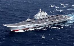 Năng lực tàu sân bay Trung Quốc hơn Mỹ: Ảo tưởng