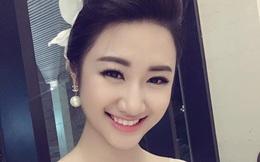 Hoa hậu Bản sắc Việt Thu Ngân bất ngờ lấy chồng doanh nhân