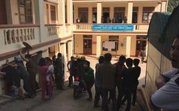 Giây phút giành lại đứa trẻ từ tay kẻ bắt cóc ở Nghệ An
