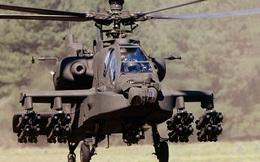 Mỹ sắp triển khai hàng chục trực thăng tấn công Apache tới Hàn Quốc