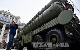 """Nga đưa S-400 """"Triumph"""" vào trực chiến bảo vệ thủ đô Moskva từ 11/1"""