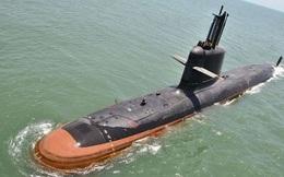Ấn Độ chuẩn bị hạ thủy tàu ngầm tự chế thứ hai lớp Kalvari