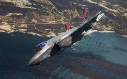 Tiêm kích F-35 nâng cấp pháo 25mm mới có thể bắn 3.300 viên/phút