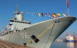 Hải quân Trung Quốc đã hạ thủy một tàu do thám điện tử mới