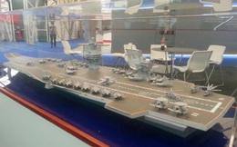 Mỹ - Trung dè dặt đánh giá siêu tàu sân bay Storm tối tân của Nga