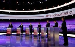 Bầu tổng thống Pháp: Các ứng cử viên cánh tả tranh luận trực tiếp