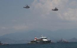 Lữ đoàn 954 Không quân Hải quân: Hoàn thành 133 ban bay đảm bảo an toàn