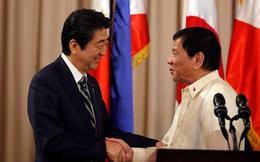 Thủ tướng Nhật thăm Philippines, cạnh tranh ảnh hưởng với Trung Quốc