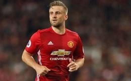 Bi kịch Luke Shaw: Từ số 1 thành số 4 chỉ sau 5 tháng ở Mourinho ở Man United