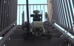Robot chiến đấu mới Roni-trợ lý đắc lực của Quân đội Israel