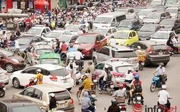 Chủ tịch Hiệp hội Vận tải HN: Dân không có chỗ mà đi, làm sao không tắc?
