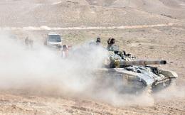 """[VIDEO] """"Thợ săn đêm"""" và """"Cá sấu"""" Nga tấn công IS ở Palmyra"""