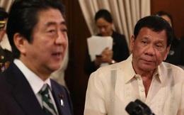 Duterte: Tôi từ chối đề nghị cung cấp tên lửa từ Nhật Bản