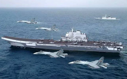 """Tướng TQ: Với tàu sân bay Liêu Ninh, có thể """"lấy"""" Đài Loan trong 100 giờ"""