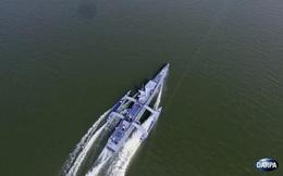 Robot Sea Hunter không thể tự bơi: Nỗi buồn người Mỹ