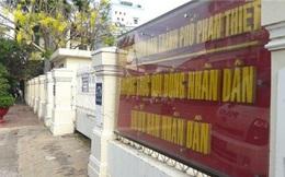 Chủ tịch, Phó chủ tịch UBND TP Phan Thiết dùng 2 con dấu khác nhau