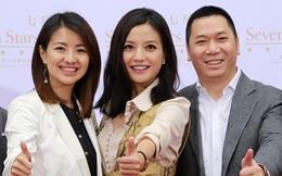 Chồng Triệu Vy bị tố giàu nhờ từng lái xe cho quan chức