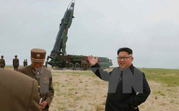Triều Tiên phê phán việc áp dụng tiêu chuẩn kép về tên lửa đạn đạo