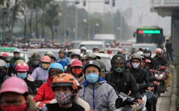 Giảm ùn tắc Hà Nội: Tăng phí thật cao đỗ xe trên lòng đường