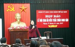 Lễ hội đền Trần 2017 sẽ phát ấn sớm hơn mọi năm
