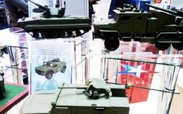 Xuất hiện phiên bản nâng cấp của ZAK-57