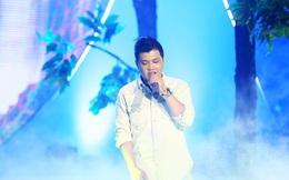 Con trai Siu Black bối rối trên sân khấu vì quên lời bài hát