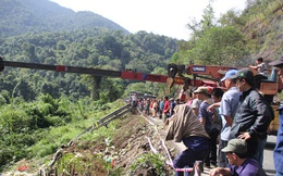 Thông tin mới nhất vụ tai nạn liên hoàn ở đèo Bảo Lộc
