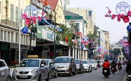Hà Nội trang trí đường phố đón Tết: Hạn chế tối đa xanh đỏ, lòe loẹt