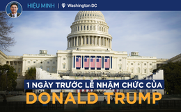 Từ Washington DC: Hàng ngàn người không ngủ ở National Mall chờ tân Tổng thống