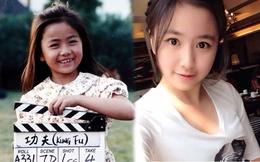 13 năm trôi qua, cô bé câm phim Châu Tinh Trì đã trở thành thiếu nữ xinh đẹp
