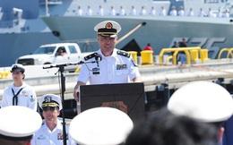 Vì sao 3 hạm đội lớn của Trung Quốc đồng loạt thay tướng khi Trump nhậm chức?
