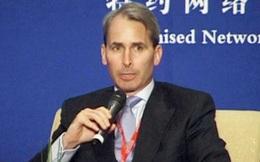 Tổng thống Mỹ bổ nhiệm người am hiểu về Trung Quốc làm Bộ trưởng Hải quân