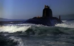 CIA giải mật tài liệu vụ va chạm tàu ngầm Mỹ và Liên Xô gần bờ biển Anh